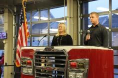 Dedication of New Fire Station, Pumper Truck, Boat, Lehighton Fire Department, Lehighton (113)