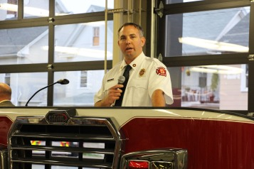 Dedication of New Fire Station, Pumper Truck, Boat, Lehighton Fire Department, Lehighton (13)