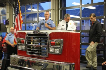 Dedication of New Fire Station, Pumper Truck, Boat, Lehighton Fire Department, Lehighton (131)