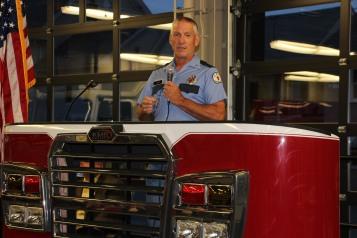 Dedication of New Fire Station, Pumper Truck, Boat, Lehighton Fire Department, Lehighton (132)