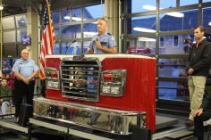 Dedication of New Fire Station, Pumper Truck, Boat, Lehighton Fire Department, Lehighton (133)