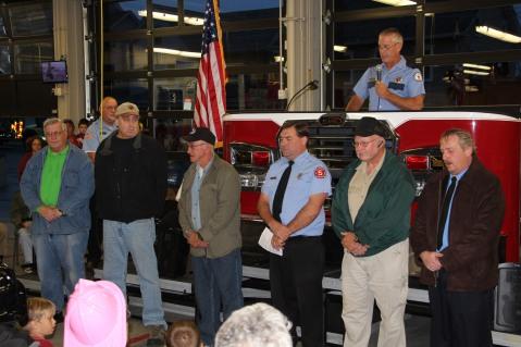 Dedication of New Fire Station, Pumper Truck, Boat, Lehighton Fire Department, Lehighton (138)