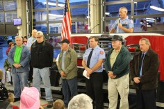 Dedication of New Fire Station, Pumper Truck, Boat, Lehighton Fire Department, Lehighton (139)