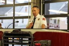 Dedication of New Fire Station, Pumper Truck, Boat, Lehighton Fire Department, Lehighton (14)