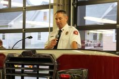 Dedication of New Fire Station, Pumper Truck, Boat, Lehighton Fire Department, Lehighton (14)