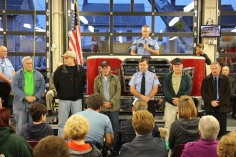 Dedication of New Fire Station, Pumper Truck, Boat, Lehighton Fire Department, Lehighton (140)