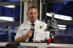 Dedication of New Fire Station, Pumper Truck, Boat, Lehighton Fire Department, Lehighton (152)
