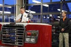 Dedication of New Fire Station, Pumper Truck, Boat, Lehighton Fire Department, Lehighton (155)