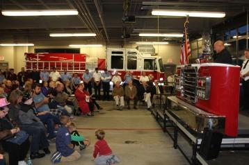Dedication of New Fire Station, Pumper Truck, Boat, Lehighton Fire Department, Lehighton (157)