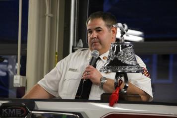 Dedication of New Fire Station, Pumper Truck, Boat, Lehighton Fire Department, Lehighton (159)