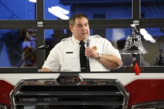 Dedication of New Fire Station, Pumper Truck, Boat, Lehighton Fire Department, Lehighton (161)