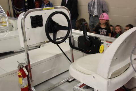 Dedication of New Fire Station, Pumper Truck, Boat, Lehighton Fire Department, Lehighton (165)