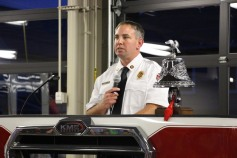 Dedication of New Fire Station, Pumper Truck, Boat, Lehighton Fire Department, Lehighton (174)