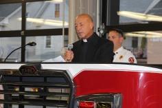 Dedication of New Fire Station, Pumper Truck, Boat, Lehighton Fire Department, Lehighton (18)
