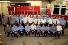 Dedication of New Fire Station, Pumper Truck, Boat, Lehighton Fire Department, Lehighton (187)