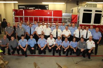 Dedication of New Fire Station, Pumper Truck, Boat, Lehighton Fire Department, Lehighton (193)