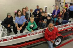 Dedication of New Fire Station, Pumper Truck, Boat, Lehighton Fire Department, Lehighton (205)