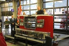 Dedication of New Fire Station, Pumper Truck, Boat, Lehighton Fire Department, Lehighton (21)