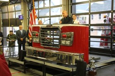Dedication of New Fire Station, Pumper Truck, Boat, Lehighton Fire Department, Lehighton (21)