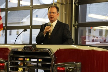 Dedication of New Fire Station, Pumper Truck, Boat, Lehighton Fire Department, Lehighton (24)