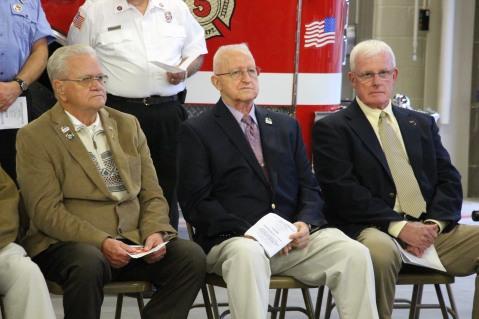 Dedication of New Fire Station, Pumper Truck, Boat, Lehighton Fire Department, Lehighton (30)