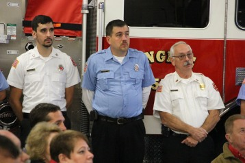 Dedication of New Fire Station, Pumper Truck, Boat, Lehighton Fire Department, Lehighton (36)