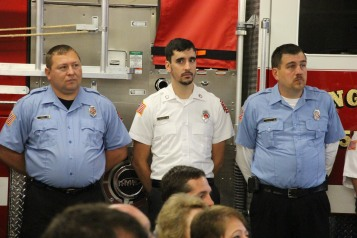 Dedication of New Fire Station, Pumper Truck, Boat, Lehighton Fire Department, Lehighton (37)