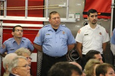 Dedication of New Fire Station, Pumper Truck, Boat, Lehighton Fire Department, Lehighton (38)
