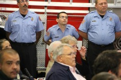 Dedication of New Fire Station, Pumper Truck, Boat, Lehighton Fire Department, Lehighton (39)