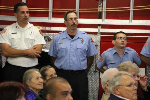 Dedication of New Fire Station, Pumper Truck, Boat, Lehighton Fire Department, Lehighton (40)