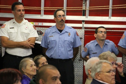Dedication of New Fire Station, Pumper Truck, Boat, Lehighton Fire Department, Lehighton (40)