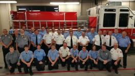 Dedication of New Fire Station, Pumper Truck, Boat, Lehighton Fire Department, Lehighton (400)