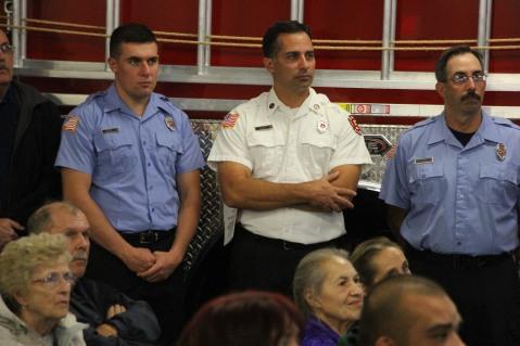 Dedication of New Fire Station, Pumper Truck, Boat, Lehighton Fire Department, Lehighton (41)