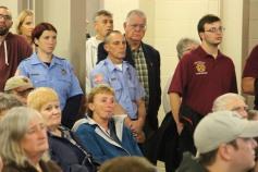 Dedication of New Fire Station, Pumper Truck, Boat, Lehighton Fire Department, Lehighton (46)