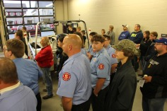 Dedication of New Fire Station, Pumper Truck, Boat, Lehighton Fire Department, Lehighton (54)