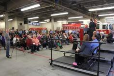Dedication of New Fire Station, Pumper Truck, Boat, Lehighton Fire Department, Lehighton (55)