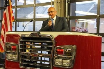 Dedication of New Fire Station, Pumper Truck, Boat, Lehighton Fire Department, Lehighton (59)