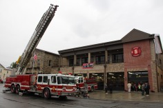 Dedication of New Fire Station, Pumper Truck, Boat, Lehighton Fire Department, Lehighton (6)