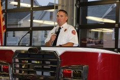 Dedication of New Fire Station, Pumper Truck, Boat, Lehighton Fire Department, Lehighton (63)