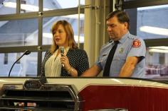 Dedication of New Fire Station, Pumper Truck, Boat, Lehighton Fire Department, Lehighton (67)