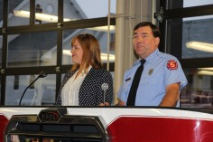 Dedication of New Fire Station, Pumper Truck, Boat, Lehighton Fire Department, Lehighton (68)