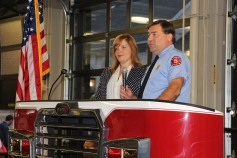 Dedication of New Fire Station, Pumper Truck, Boat, Lehighton Fire Department, Lehighton (74)