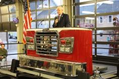 Dedication of New Fire Station, Pumper Truck, Boat, Lehighton Fire Department, Lehighton (79)