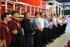 Dedication of New Fire Station, Pumper Truck, Boat, Lehighton Fire Department, Lehighton (88)