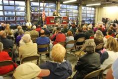 Dedication of New Fire Station, Pumper Truck, Boat, Lehighton Fire Department, Lehighton (89)