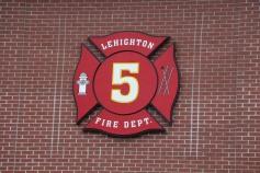 Dedication of New Fire Station, Pumper Truck, Boat, Lehighton Fire Department, Lehighton (9)