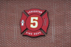 Dedication of New Fire Station, Pumper Truck, Boat, Lehighton Fire Department, Lehighton (9)
