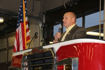 Dedication of New Fire Station, Pumper Truck, Boat, Lehighton Fire Department, Lehighton (95)