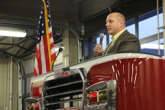 Dedication of New Fire Station, Pumper Truck, Boat, Lehighton Fire Department, Lehighton (99)