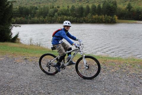 DnA, Dn'A Dual Duathlon, Owl Creek Reservoir, Tamaqua, 10-4-2015 (135)